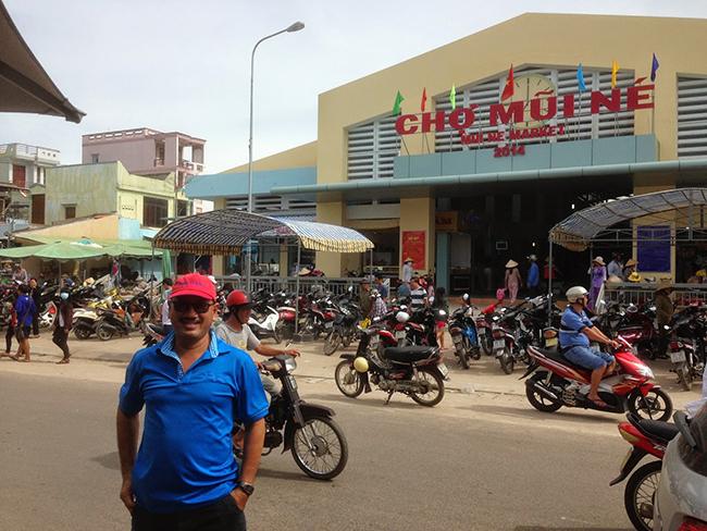 Chợ Mũi Né Phan Thiết