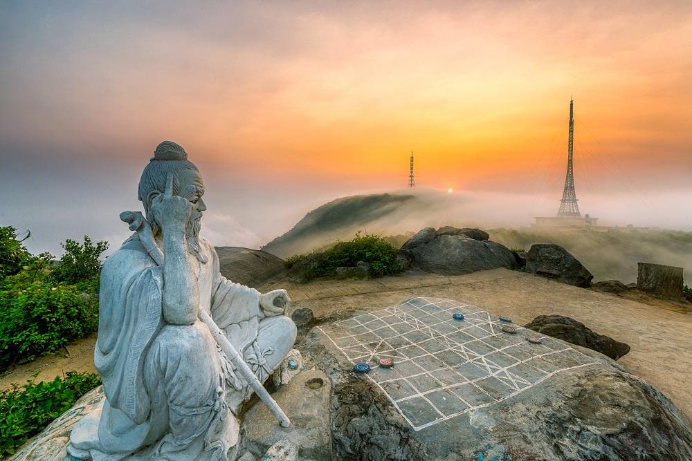 đỉnh bàn cờ Đà Nẵng