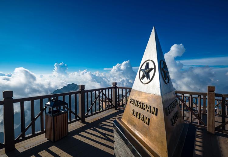 đỉnh núi fansipan