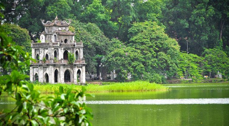 Hồ Hoàn Kiếm - Hồ Gươm
