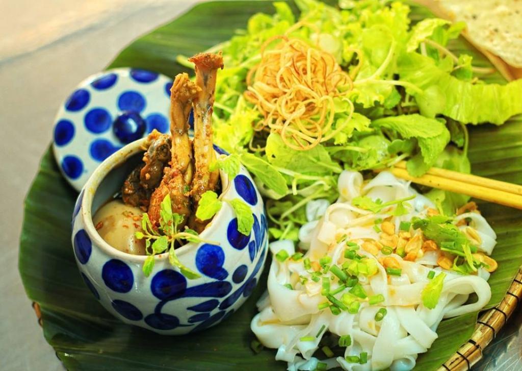 Mì Quảng Ếch Trang Đà Nẵng