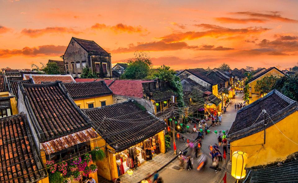 Phố cổ Hội An Quảng Nam