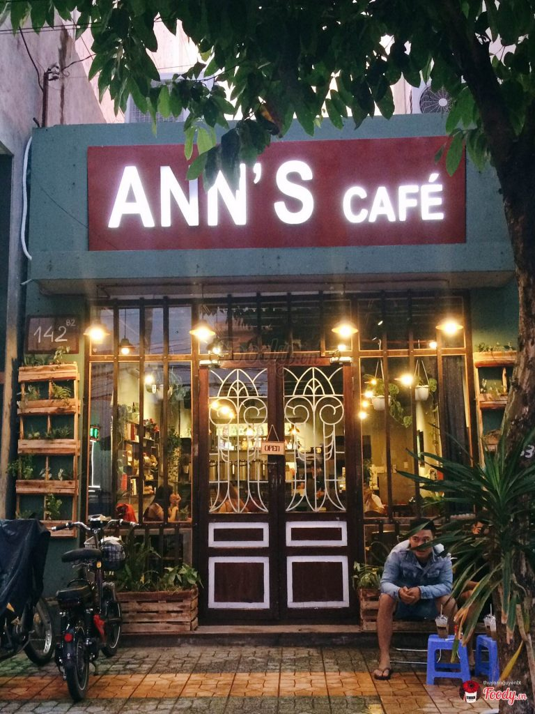 Ann coffee bến tre