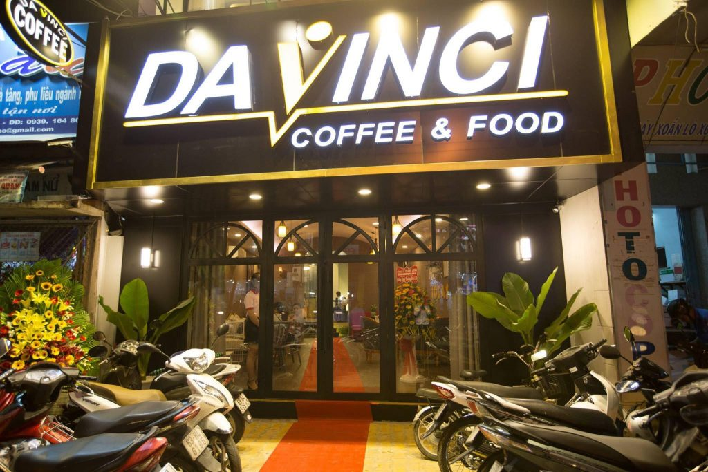 Da Vinci Coffee And Food