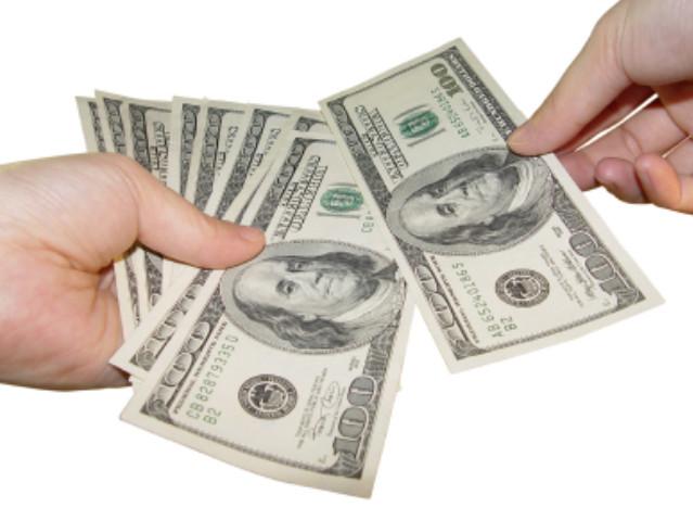 sòng phẳng tiền bạc