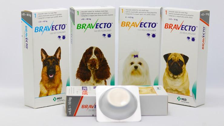 thuốc trị xà mâu cho chó